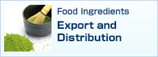 Food Ingredients Export and Distribution